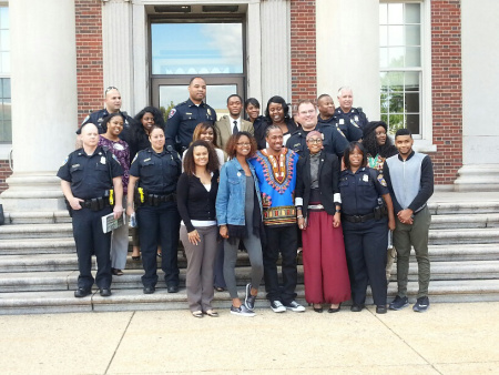 IACP and Howard University Team Up On Policing Inside-Out