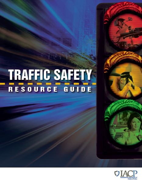 Traffic Safety Resource Guide Cover Image