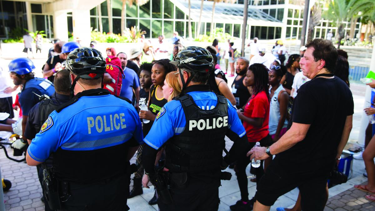 The Public Image of Police: Final Report to the IACP by the